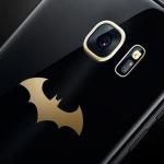 Samsung revela novo Galaxy S7 inspirado no Batman 1