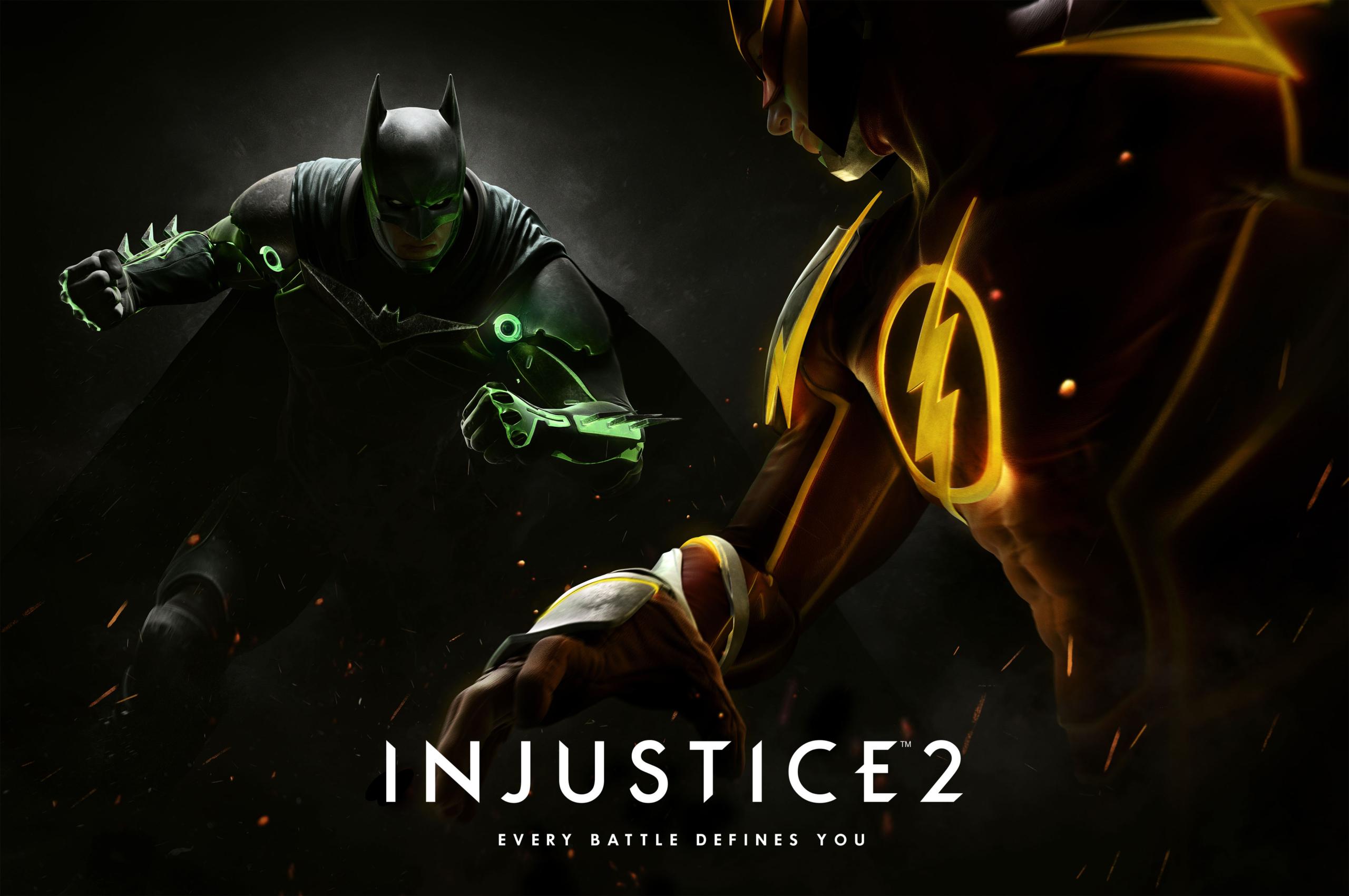 Divulgado trailer de Injustice 2 6