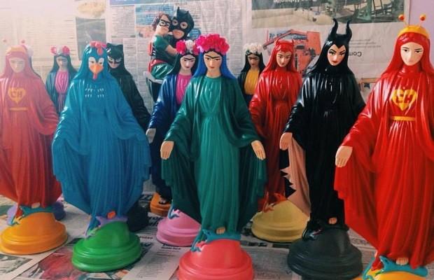 Juiz proíbe esculturas religiosas inspiradas na Cultura Pop 9