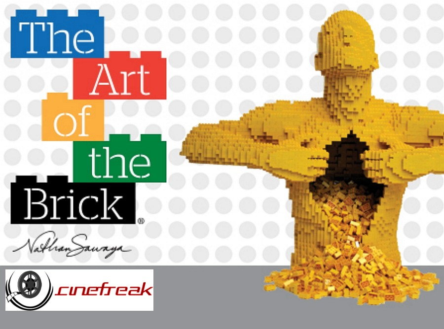 Exposição de esculturas de LEGO na Oca do Ibirapuera, em SP 7