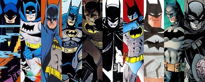 Hoje é comemorado o Batman Day 12