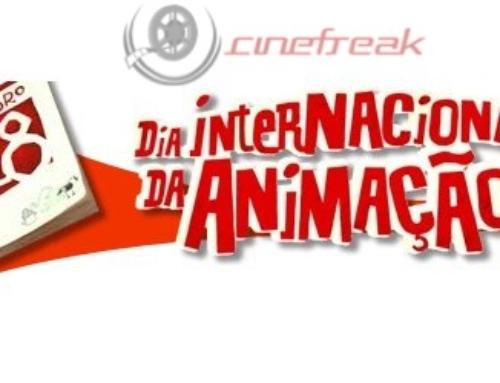 Hoje é o Dia Internacional da Animação
