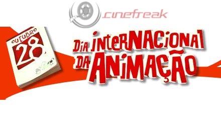 Hoje é o Dia Internacional da Animação 3