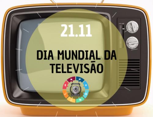 Hoje é o Dia Mundial da Televisão