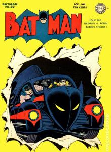 PaperFreak da Semana - Batmóvel de 1940 2