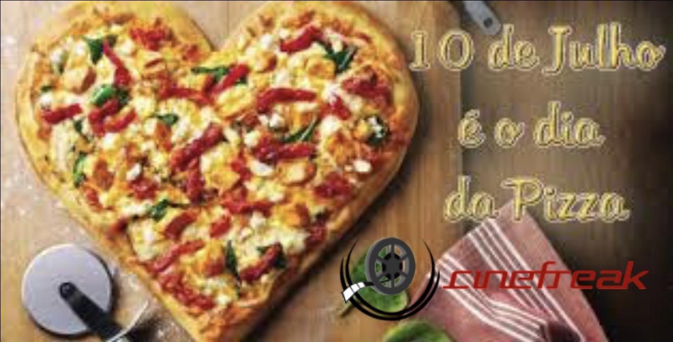 Hoje é o Dia da Pizza! 1