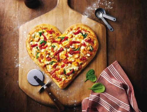 Hoje é o Dia da Pizza!