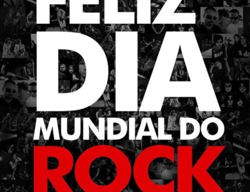Hoje é o Dia Mundial do Rock