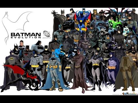 Hoje é o Dia internacional do Batman 82