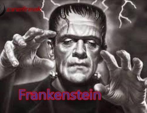 PaperFreak da semana – Frankenstein