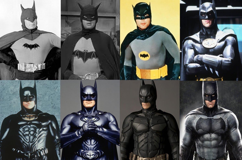 Hoje é o Dia internacional do Batman 105