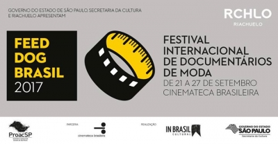 Feed Dog Brasil, Festival Internacional de Documentários de Moda, acontece em SP de 21 a 27/09 2