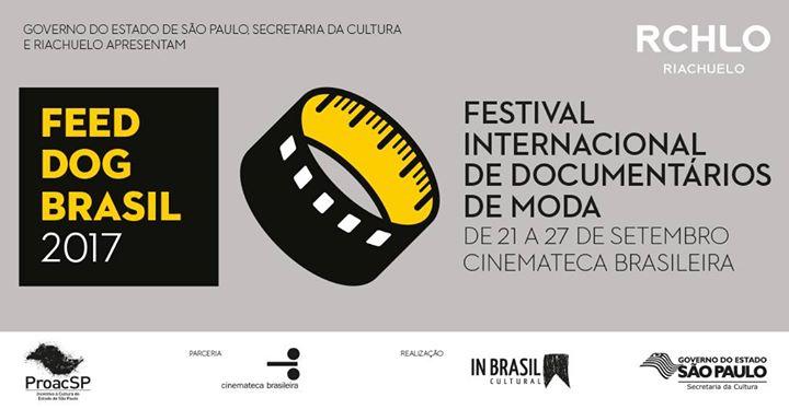 Feed Dog Brasil, Festival Internacional de Documentários de Moda, acontece em SP de 21 a 27/09 3