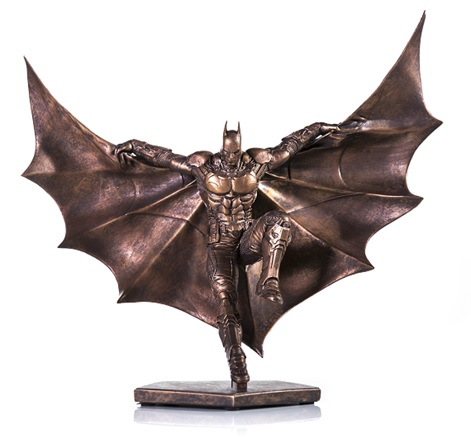 Iron Studios marca presença na Game XP com peças exclusivas de Batman Arkham Knight e Joker and Harley 8