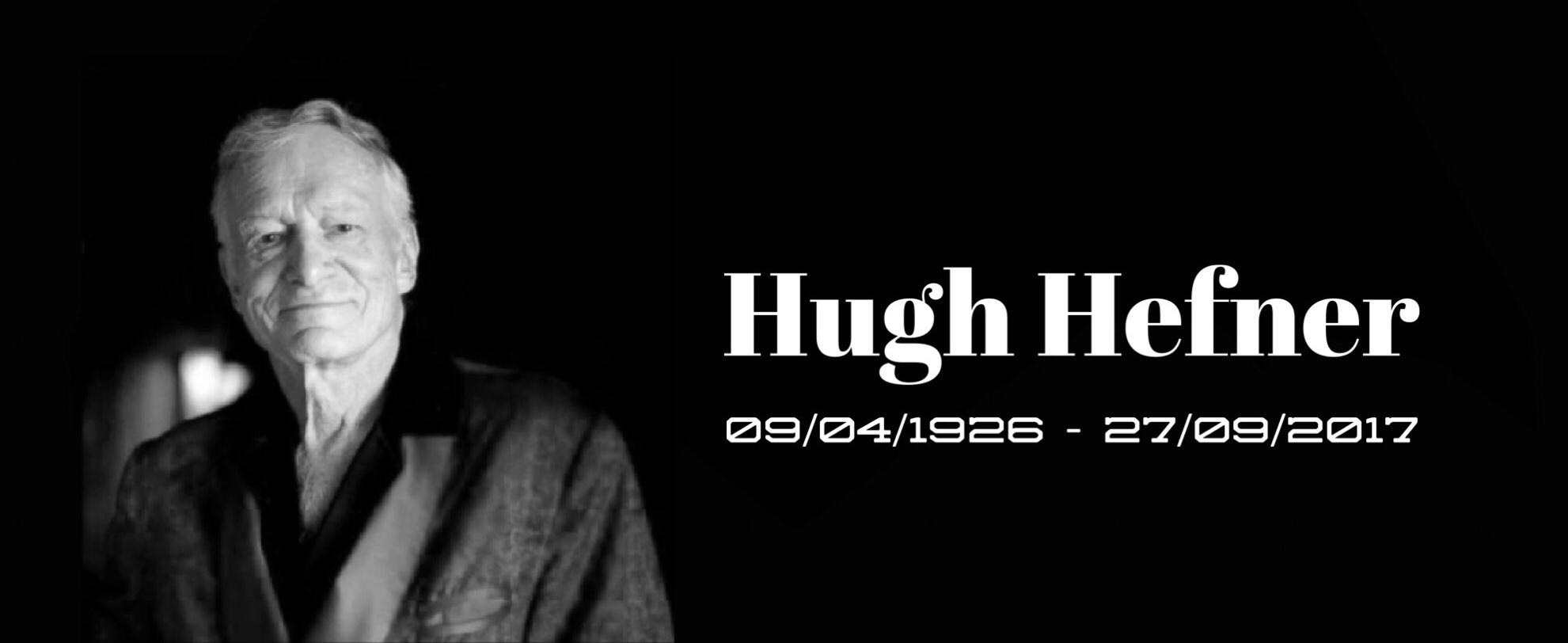 Hugh Hefner, fundador da Playboy, morre aos 91 anos 3