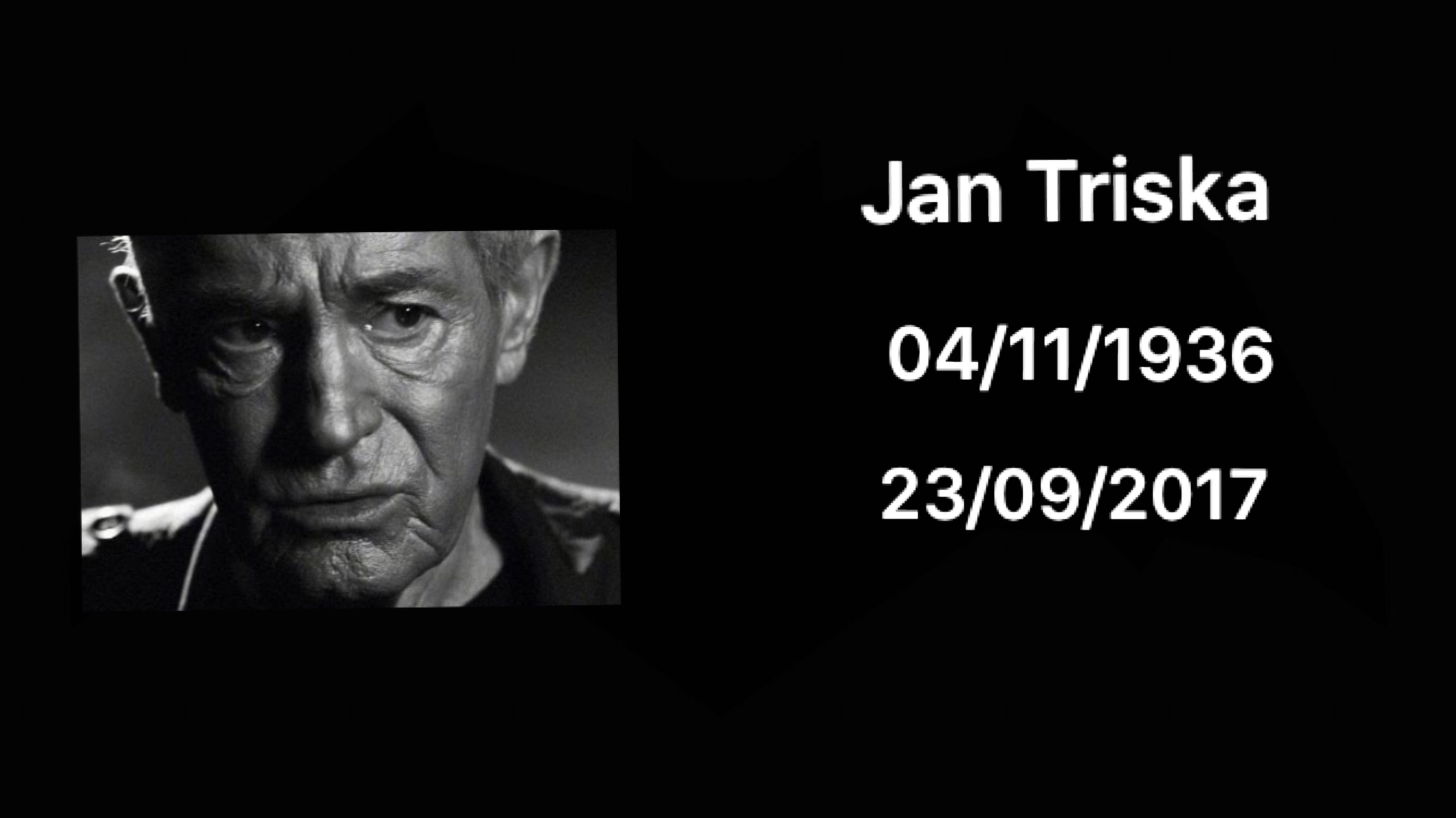 Ator Jan Triska morre em acidente bizarro aos 80 anos 3