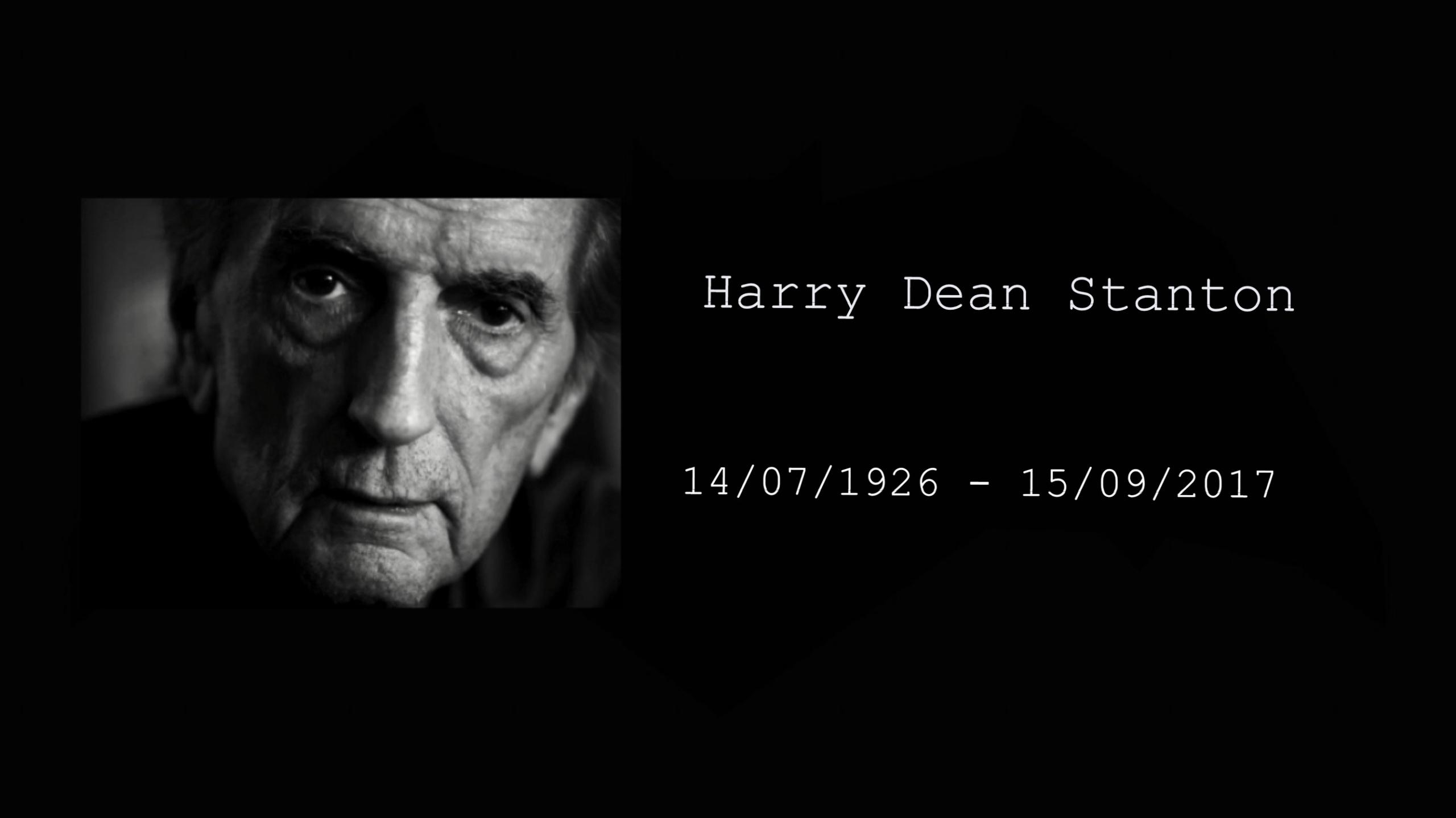 Morre o ator Harry Dean Stanton 3