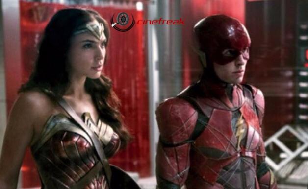 Mulher Maravilha irá aparecer no filme solo do Flash, 'Flashpoint' 7