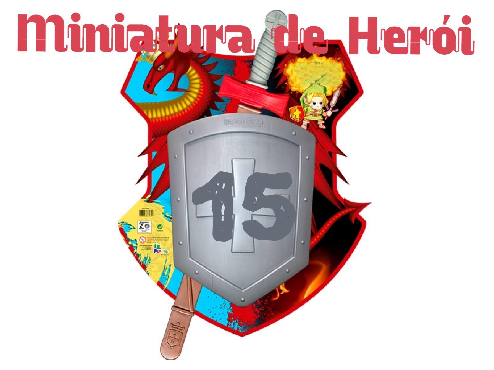 Promoção da Miniatura de Herói dá 15% de desconto em colecionáveis exclusivos 10