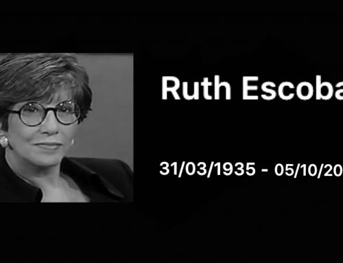 Atriz Ruth Escobar morre aos 81 anos
