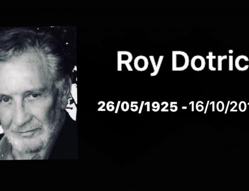 Morre aos 94 anos o ator Roy Dotrice