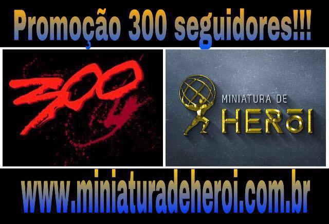 Promoção da Miniatura de Herói dá 15% de desconto em colecionáveis exclusivos 8