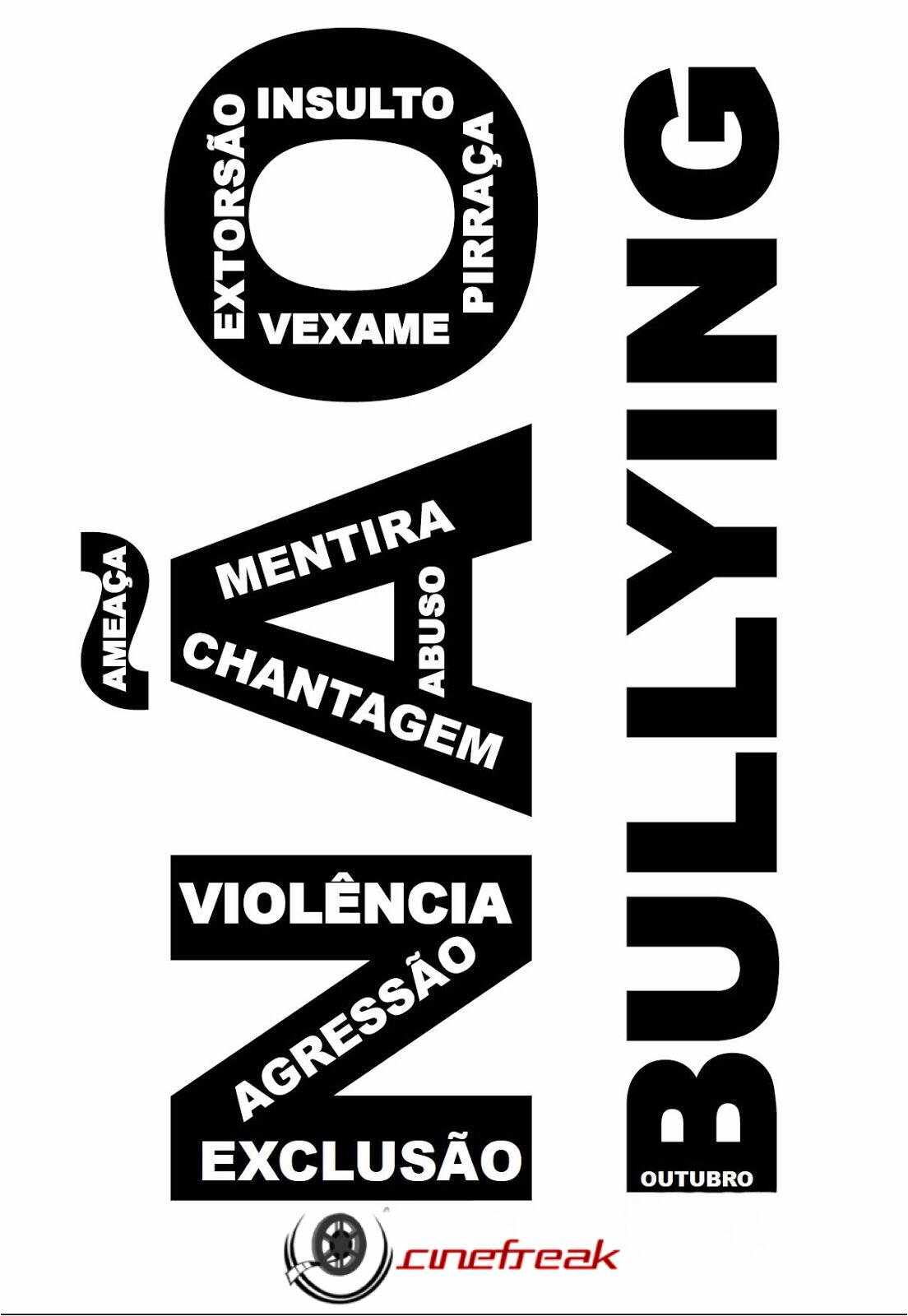 Hoje é o Dia Mundial de Combate ao Bullying 3