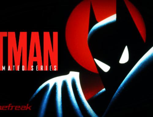 BATMAN:A Série Animada será lançada em Blu-ray