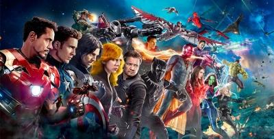 Marvel divulga trailer de Vingadores: Guerra Infinita 7