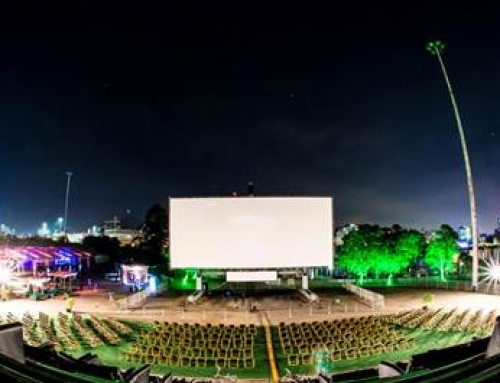 Shell Open Air chega a SP com o maior cinema ao ar livre do mundo