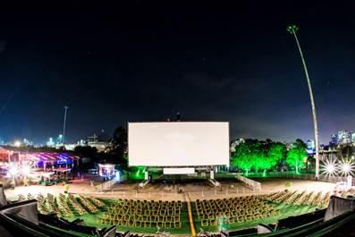 Shell Open Air chega a SP com o maior cinema ao ar livre do mundo 5