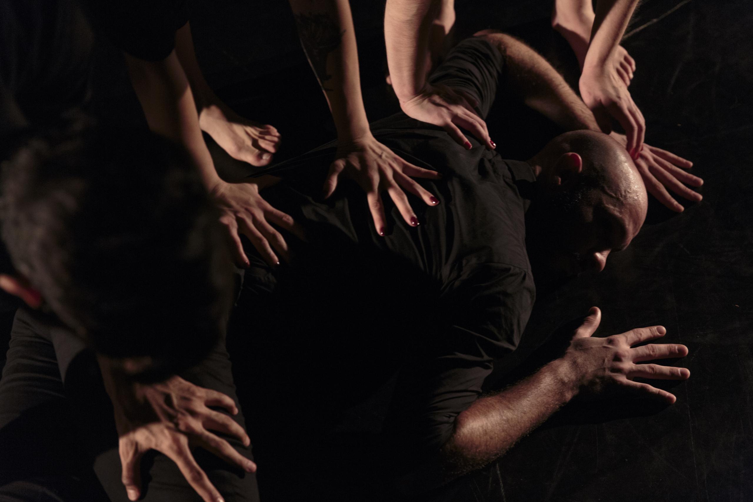 Masterclass com Ismael Ivo e criações do corpo de balé da Cidade de São Paulo 3