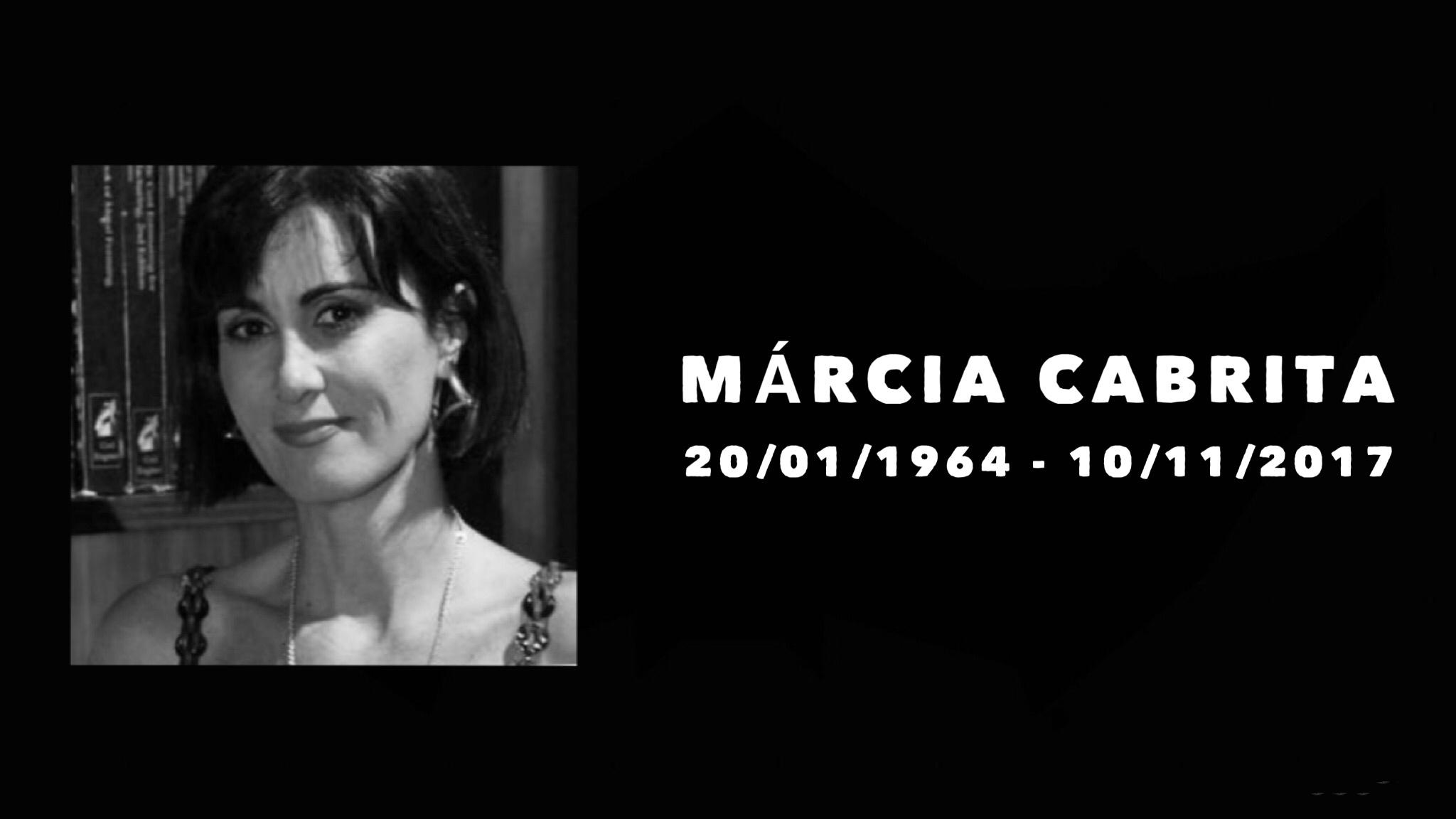 Morre aos 53 anos a atriz e humorista Márcia Cabrita 3