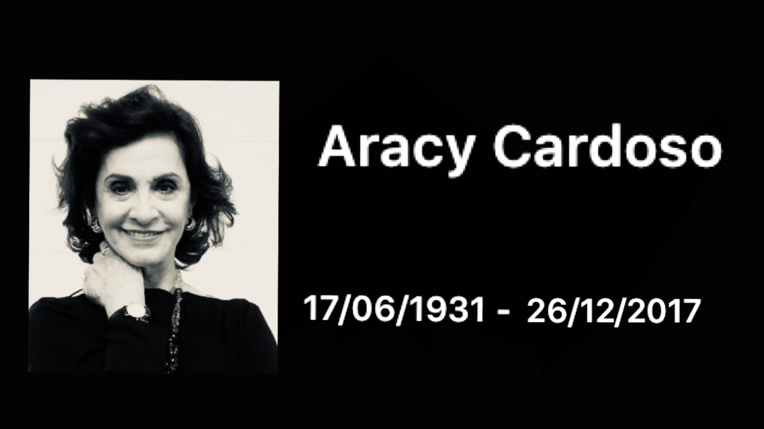 Morre a atriz Aracy Cardoso aos 80 anos 3