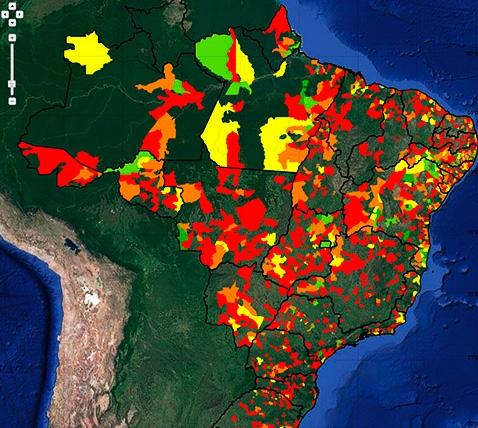 Plataforma digital auxilia no mapeamento e análises territoriais dos programas sociais no Brasil 6