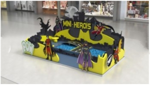 Shopping traz Gotham City a SP com Parque do Batman 3 1