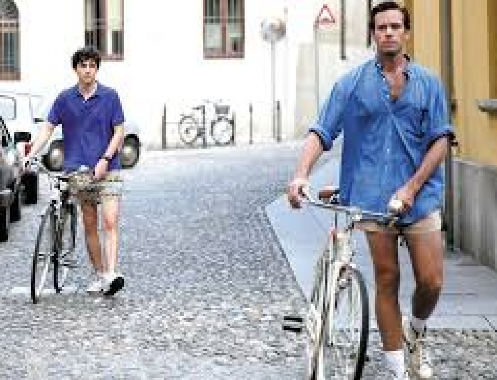 "Crítica do filme ""Call Me By Your Name"""