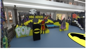 Shopping traz Gotham City a SP com Parque do Batman 1