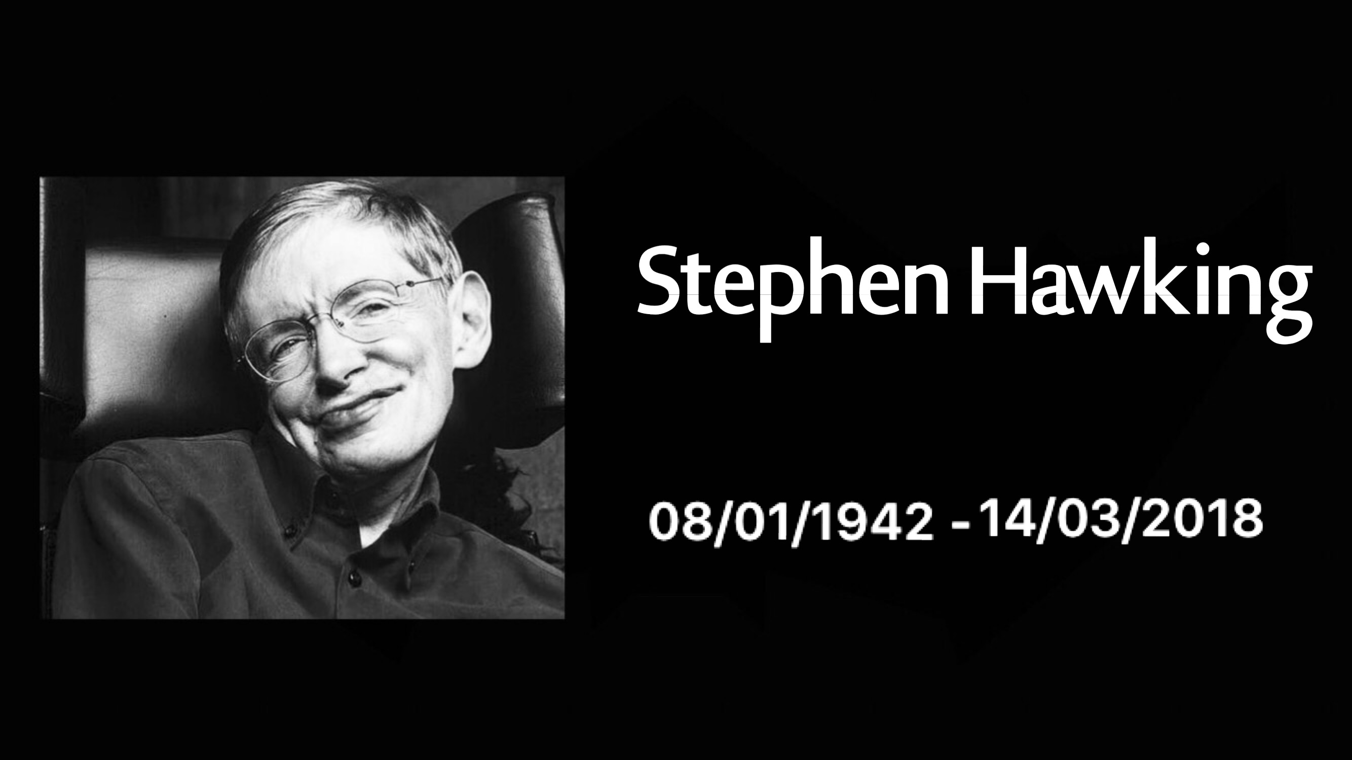 Stephen Hawking morre aos 76 anos 3