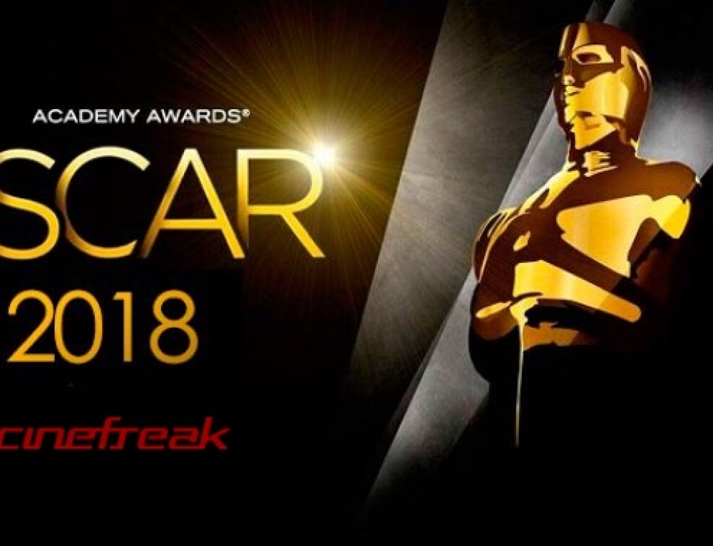 Vencedores do Oscar 2018