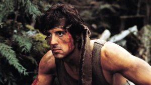 "Sylvester Stalone in ""Rambo: First Blood"" 1"