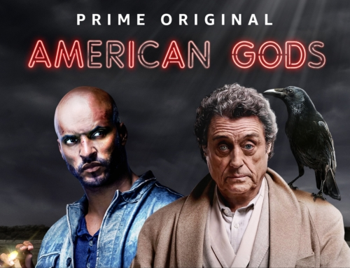 Amazon Prime Video confirma a terceira temporada de American Gods