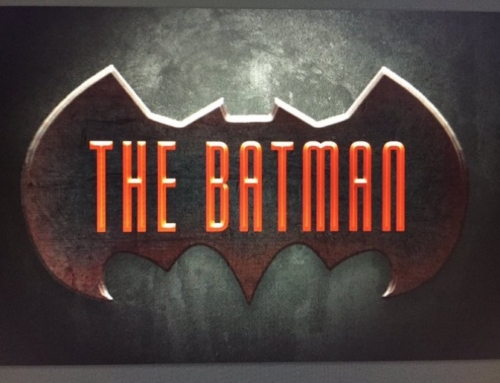 "Suposto logo do filme ""The Batman"" vaza na internet"