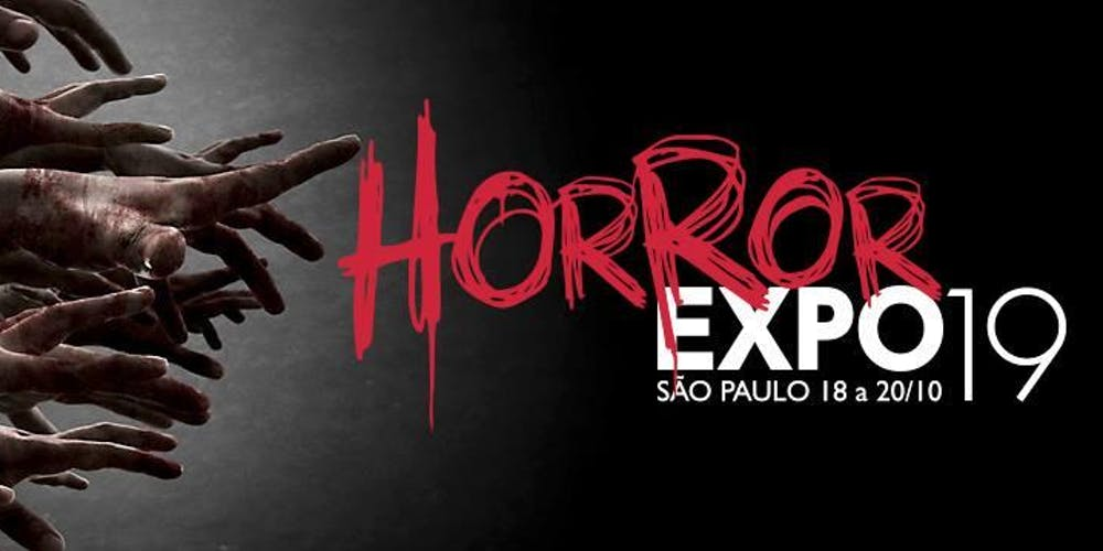 Horror Expo...O maior evento de horror do país! 1