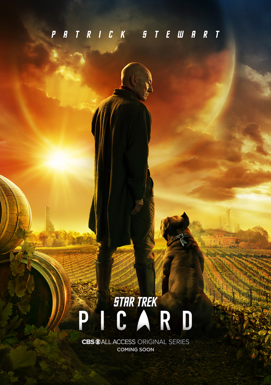 Amazon confirma presença de elenco das séries  The Boys, The Expanse e Star Trek: Picard na CCXP19 6