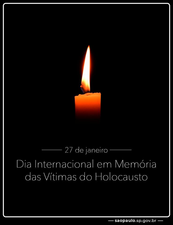Dia Internacional em Memória das Vítimas do Holocausto 7