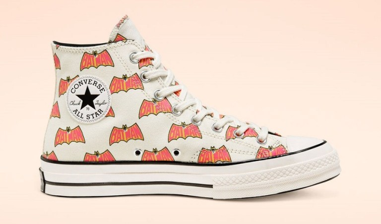 Converse comemora 80 anos do Batman 16