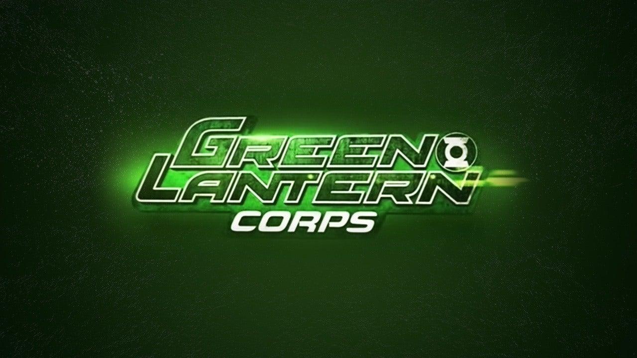 Novas informações sobre a série da Tropa dos Lanternas Verdes 1