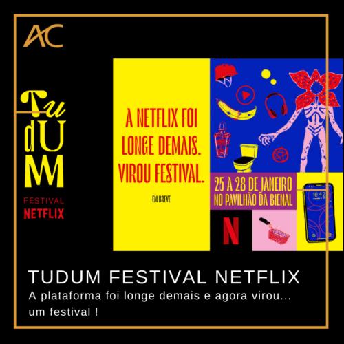 Evento traz experiências especiais das séries da Netflix 8