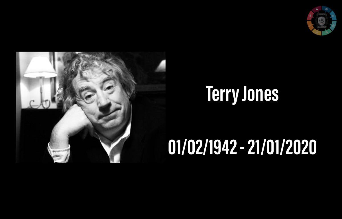 Morre Terry Jones, um dos fundadores do Monty Python, aos 77 anos 3